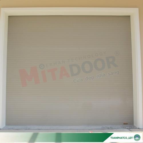 Cửa cuốn nhôm Mitadoor khe thoáng CT5241