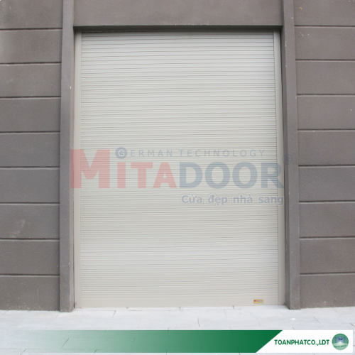 Cửa cuốn Mitadoor khe thoáng CT5222R – High Class