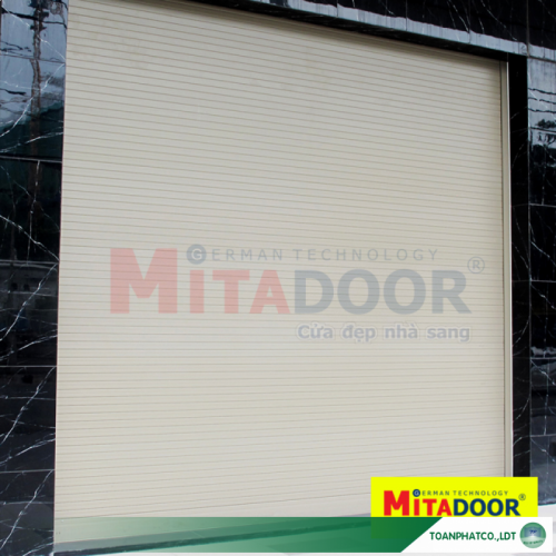 Cửa cuốn nhôm Mitadoor Siêu êm X205R